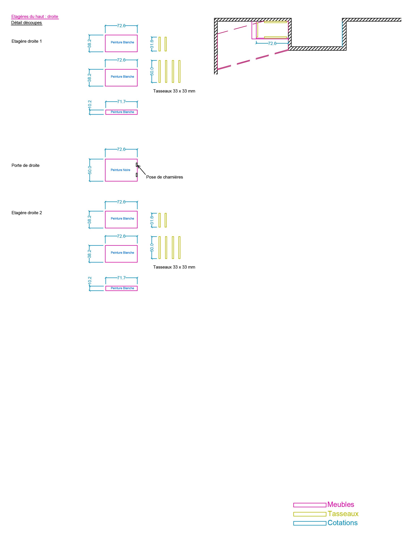 projet avant apr s c line vekemans cevek design architecte. Black Bedroom Furniture Sets. Home Design Ideas