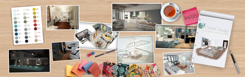 tarifs cevek design d coratrice grenoble. Black Bedroom Furniture Sets. Home Design Ideas